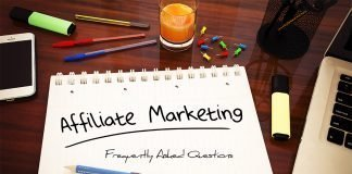 Affiliate Marketing Frequently Asked Questions
