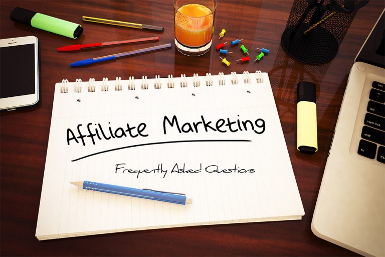 Affiliate Marketing And 8 Most Frequently Asked Questions